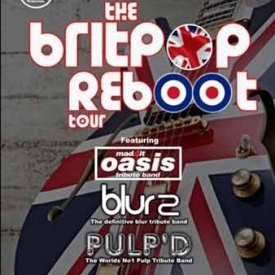 The Britpop Reboot Tour tickets