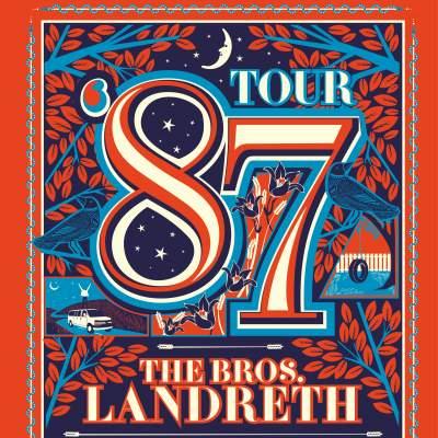 The Bros Landreth tickets