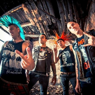 THE CASUALTIES + supports tickets