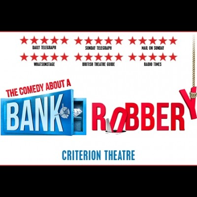 The Comedy About a Bank Robbery image
