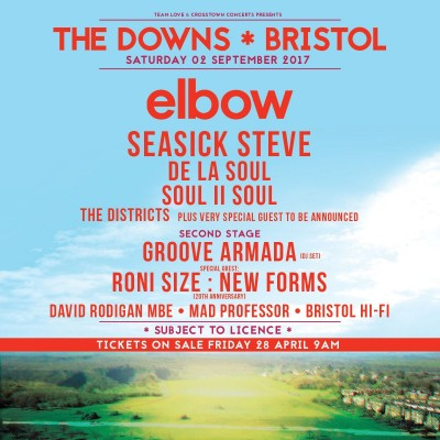 The Downs tickets