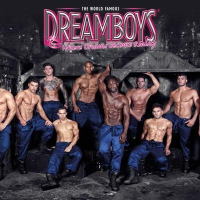 The Dreamboys tickets