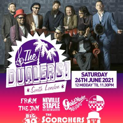 THE DUALERS,FROM THE JAM,NEVILLE STAPLE  tickets