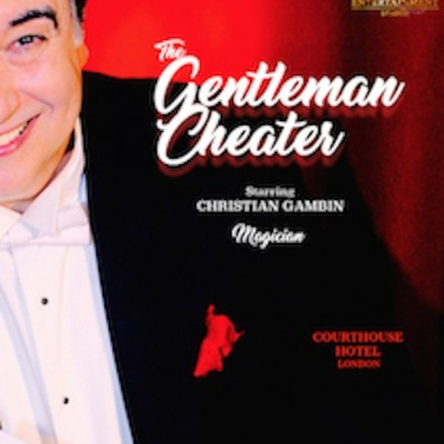 The Gentleman Cheater starring Christian Gambin tickets