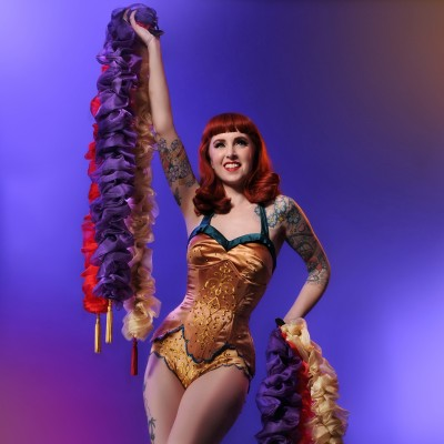 The Gilded Merkin Burlesque and Cabaret  tickets