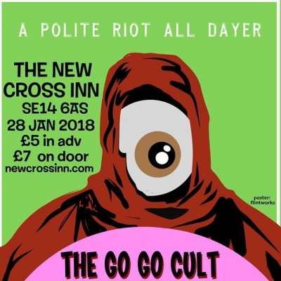 The Go Go Cult / Love LUV / Bronsons +more tickets
