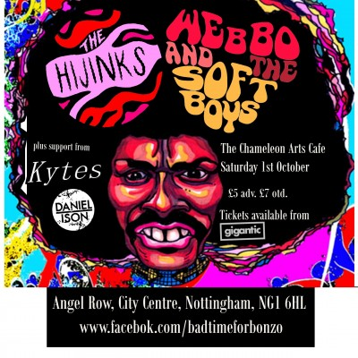 The Hijinks tickets