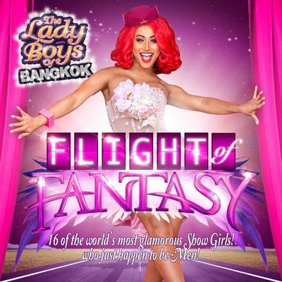 The Lady Boys of Bangkok tickets