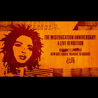 The Miseducation Anniversary: A Live Rendition tickets
