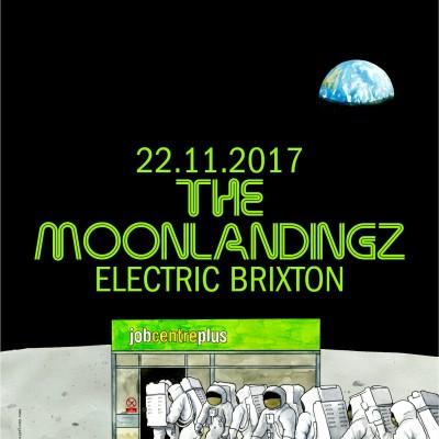 The Moonlandingz  tickets