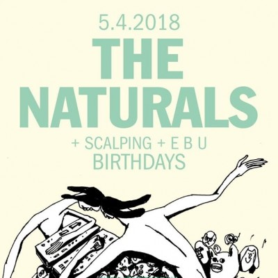 The Naturals tickets
