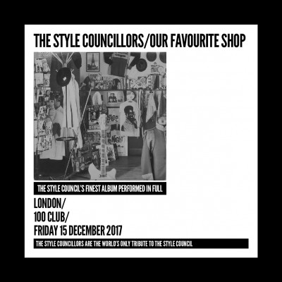 The Style Councillors tickets