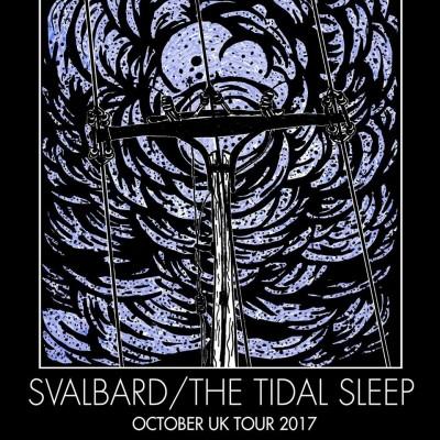 The Tidal Sleep + Svalbard tickets