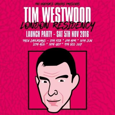 Tim Westwood tickets