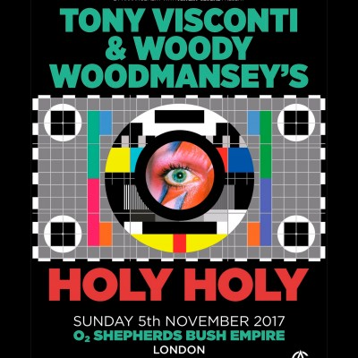 Tony Visconti & Woody Woodmansey's Holy Holy tickets