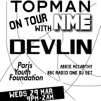 Topman Tre tickets