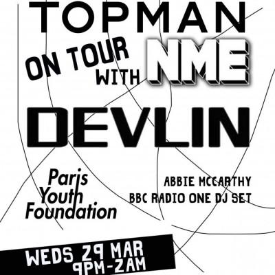 Topman Tre tickets