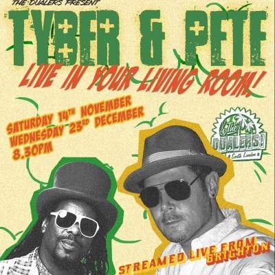 Tyber & Pete from The Dualers tickets