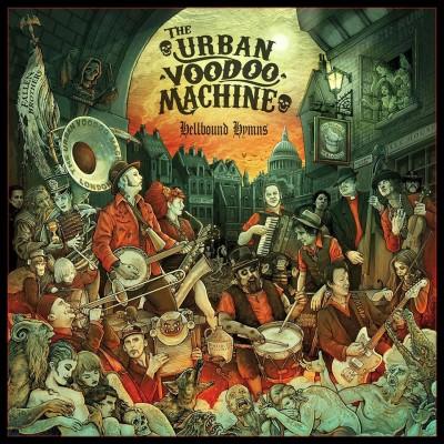 Urban Voodoo Machine tickets