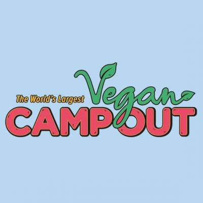 Vegan Camp Out