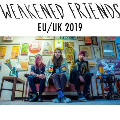Weakened Friends    tickets