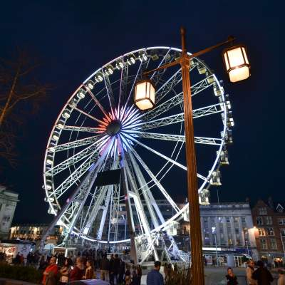 Wheel of Nottingham tickets