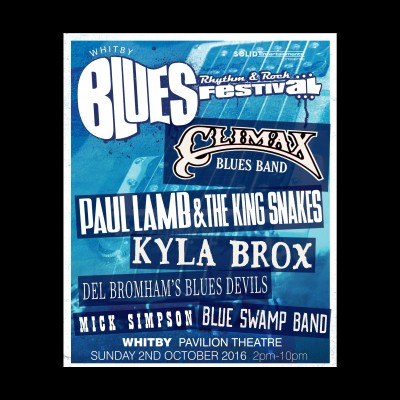 Whitby Blues Festival tickets