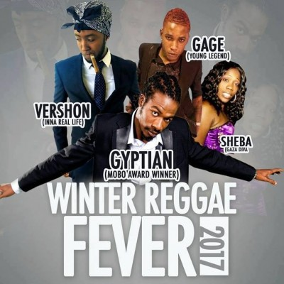 Winter Reggae Fever tickets