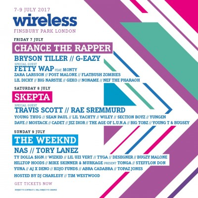 Wireless tickets