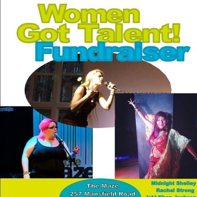 Women Got Talent tickets