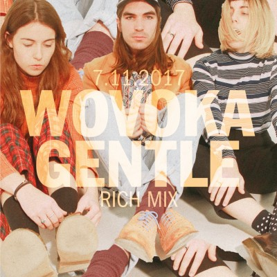 Wovoka Gentle tickets