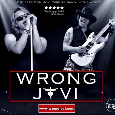 Wrong Jovi tickets