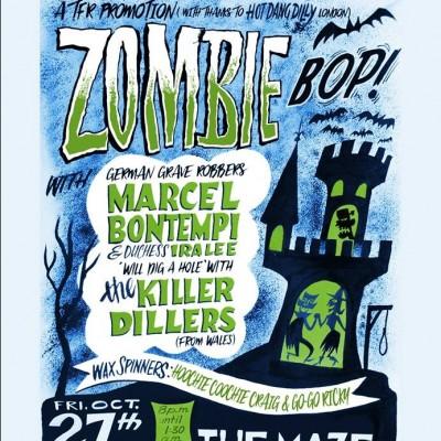 Zombie Bop! tickets