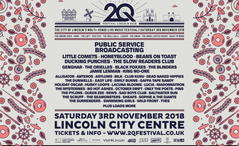 2Q Festival Lincoln tickets
