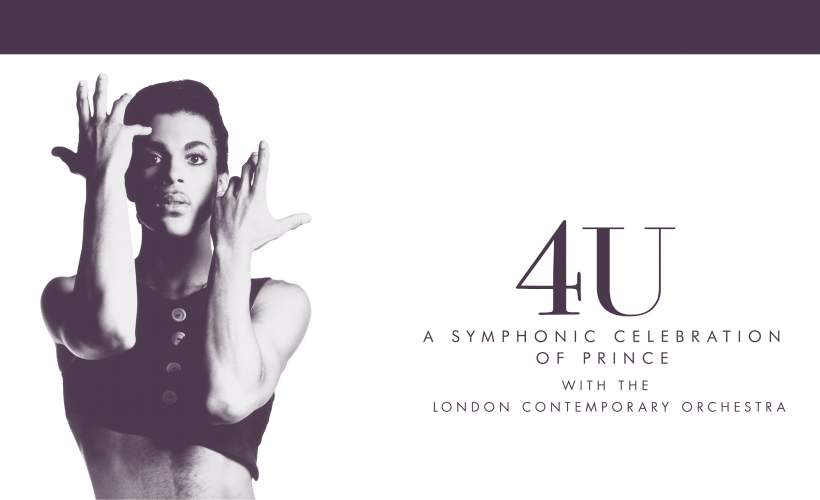 4U: A Symphonic Celebration of Prince tickets