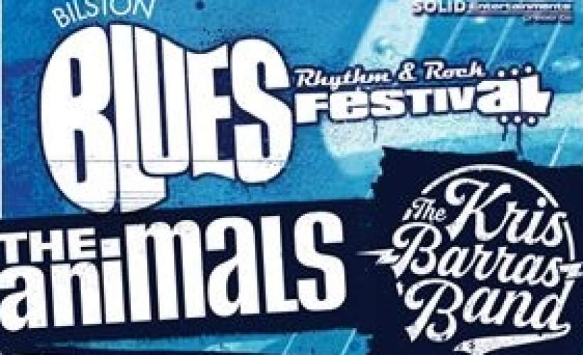 BILSTON BLUES, RHYTHM & ROCK FESTIVAL tickets