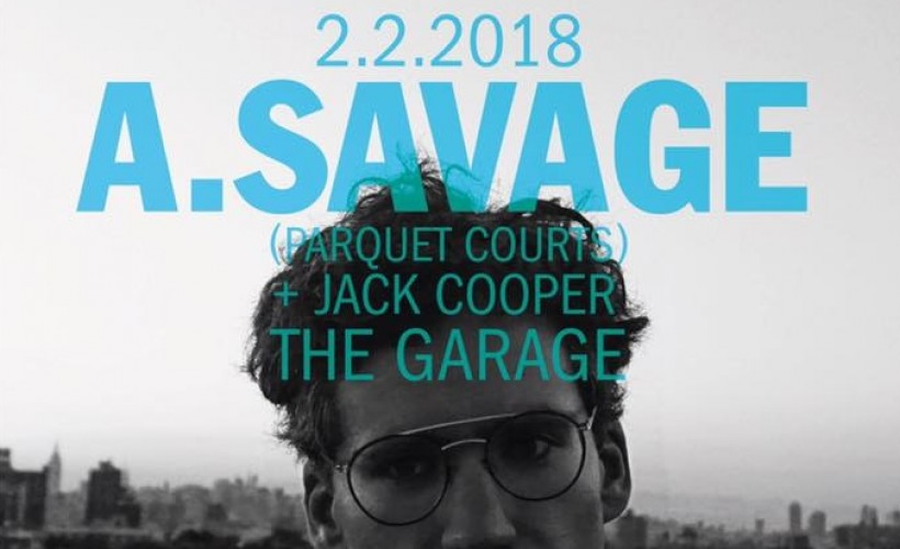 A.Savage tickets
