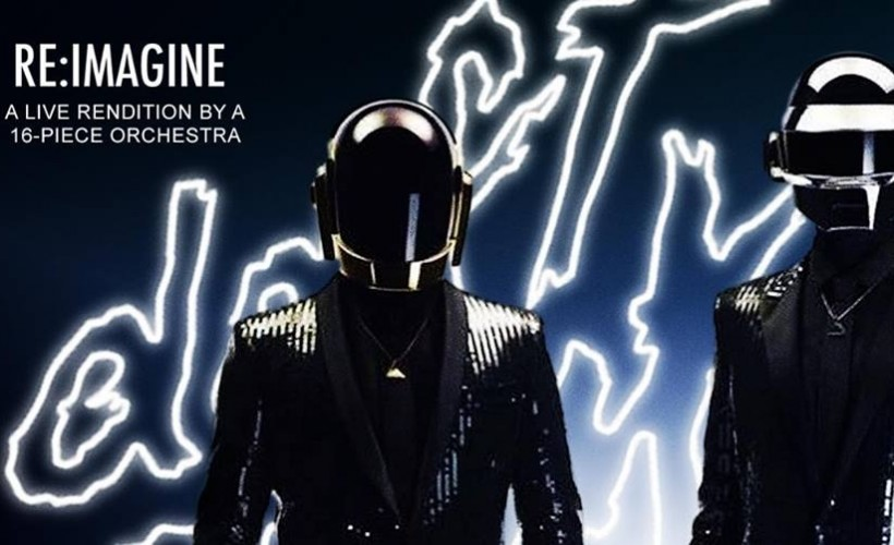 A 16-piece Orchestra Perform Daft Punk's Greatest Hits tickets