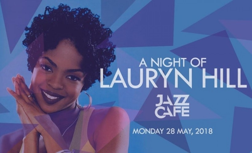 A Night of Lauryn Hill tickets