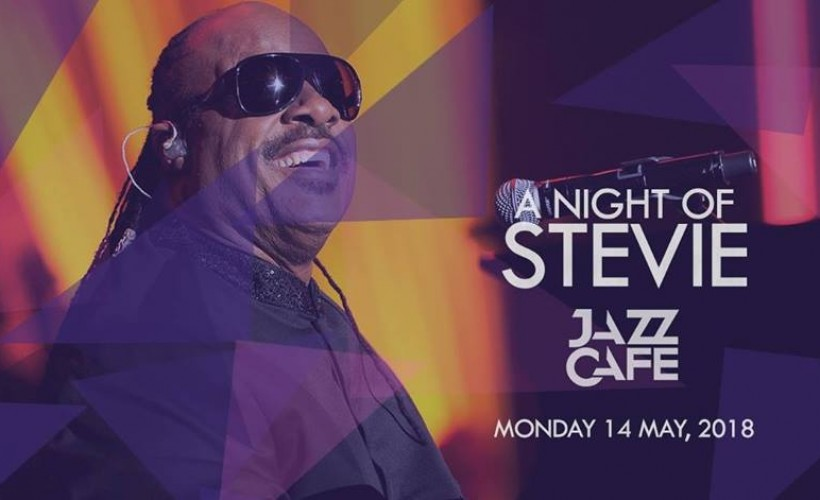 A Night of Stevie tickets