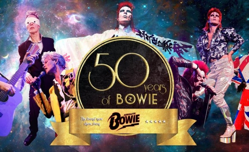 Absolute Bowie - 50 Years of Bowie tickets