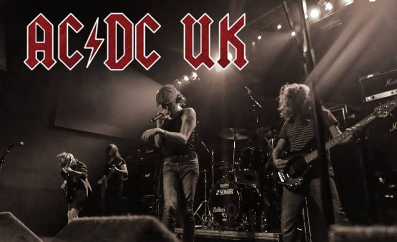 AC/DC UK tickets