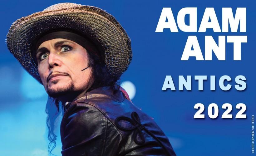 Adam Ant tickets