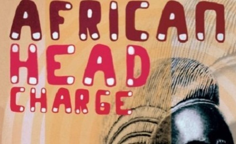 African Head Charge tickets