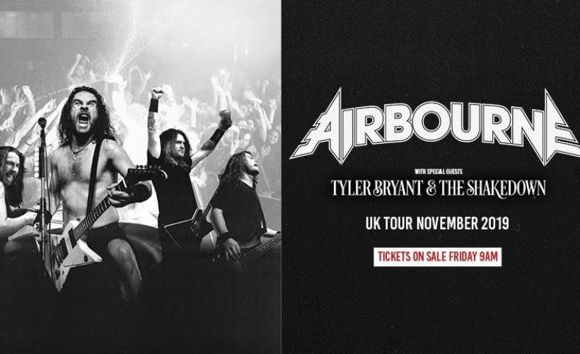 Airbourne tickets