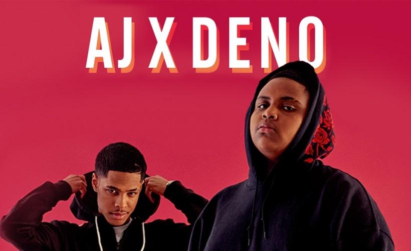 AJ X DENO  tickets