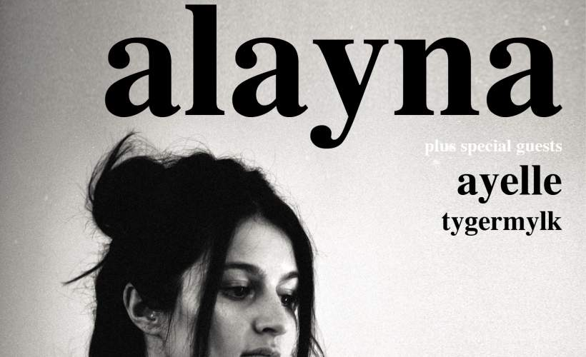 Alayna tickets