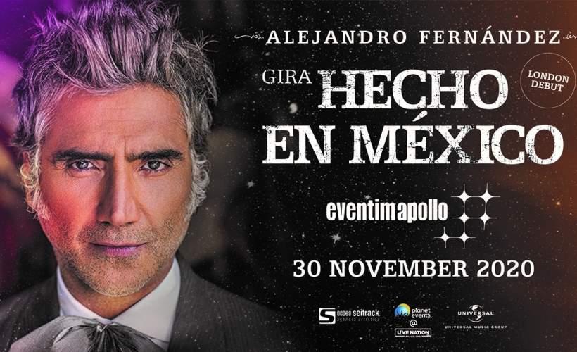 Alejandro Fernandez tickets