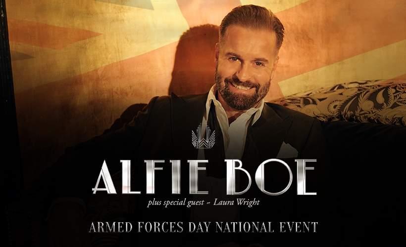 Alfie Boe tickets