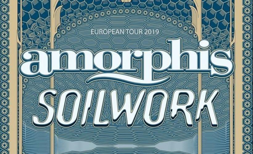 Amorphis & Soilwork tickets